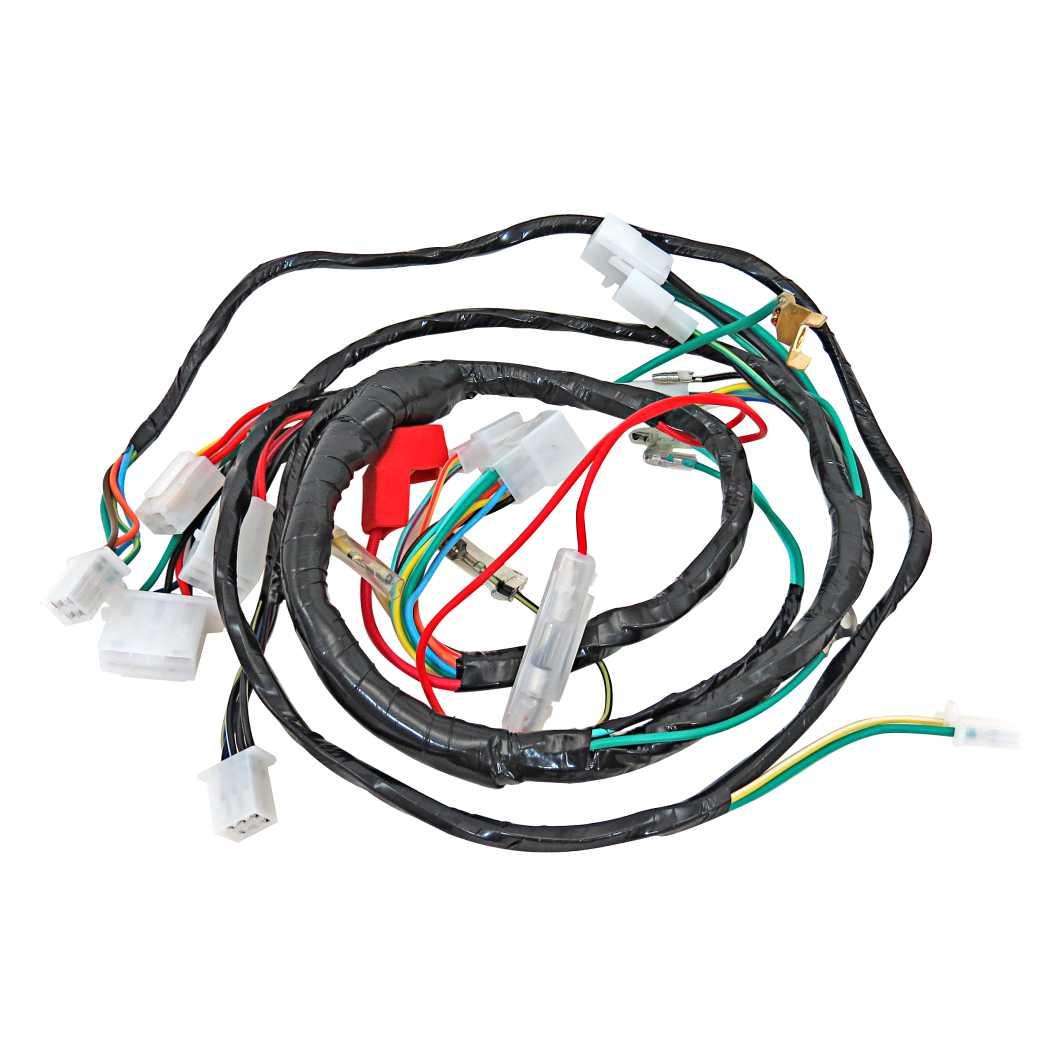 Fiação Principal Completa BIZ 100 98-01 KS