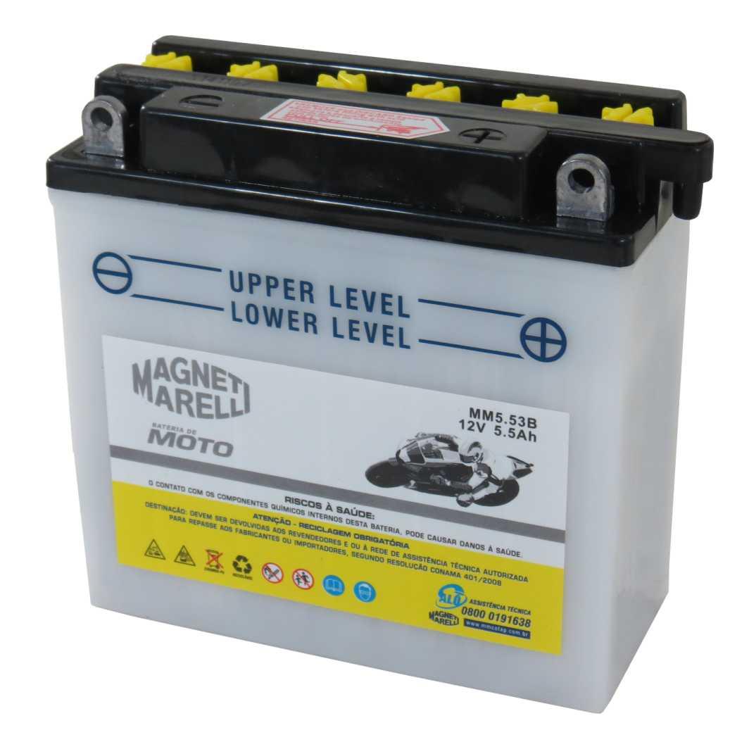 Bateria MM5.53B 12V 5.5AH YBR 125/RDZ 125