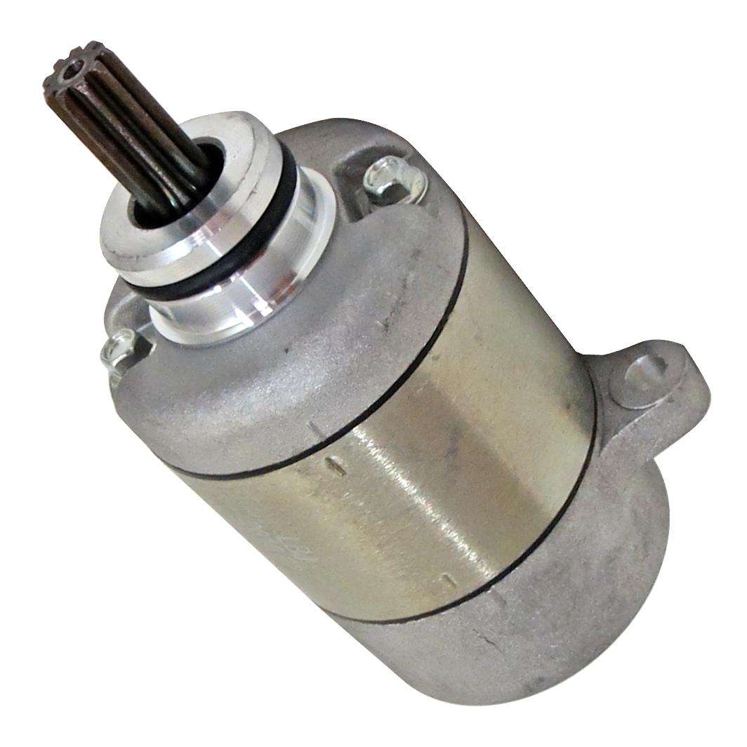 Motor Partida Completo BIZ 125 11-12