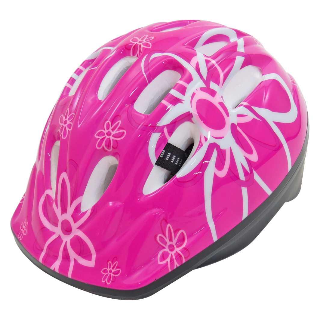 Capacete P/Ciclista Infantil Rosa
