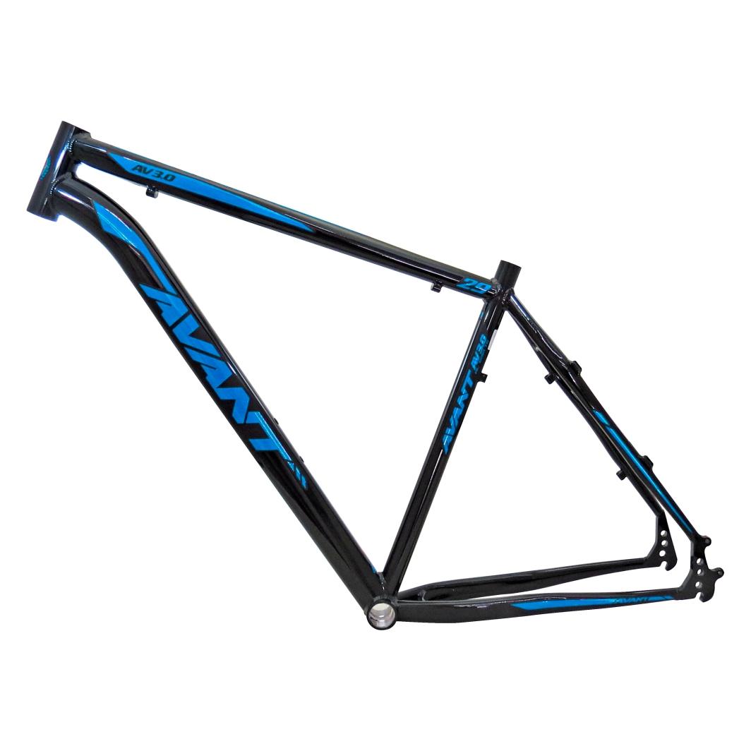 Quadro 29 Aluminio Avant 21 Preto C/Azul