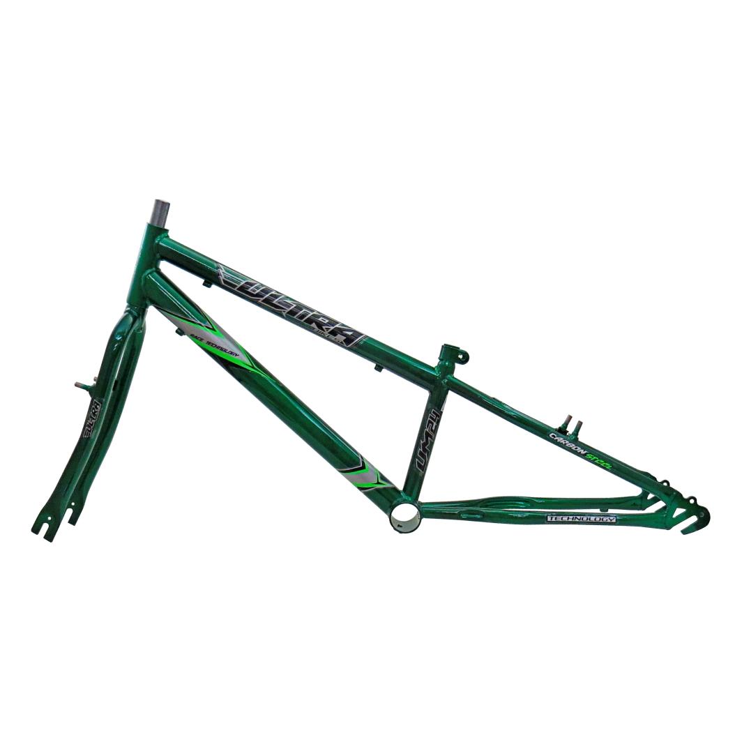 Kit 24 Rebaixado Verde C/Pivo