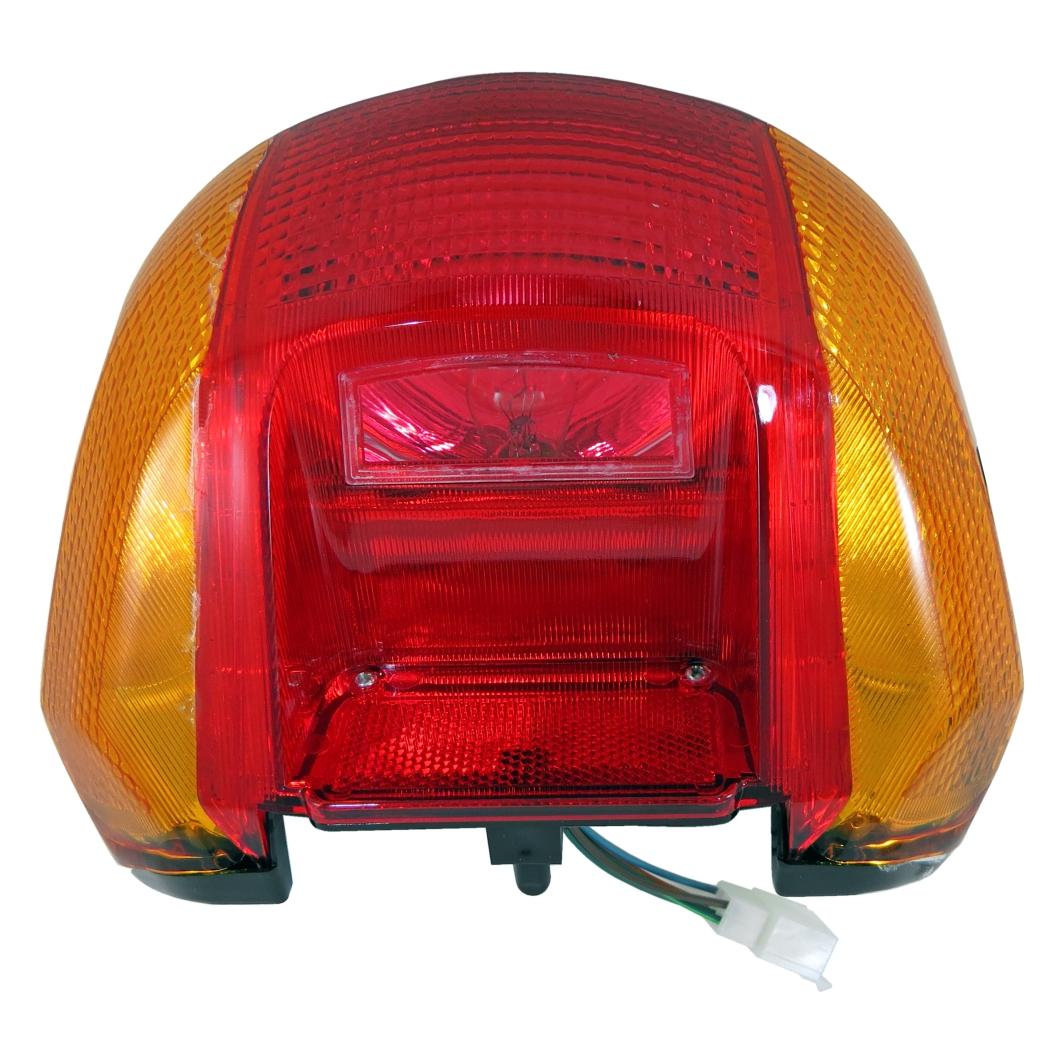 Lanterna Traseira Completa POP 100 7-11/BIZ 100
