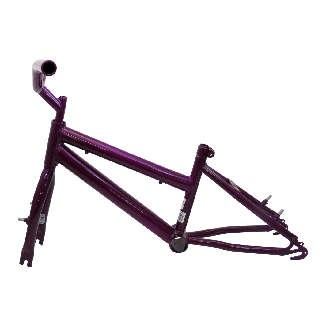 Kit 16 Feminino+Guidao Violeta C/Pivo