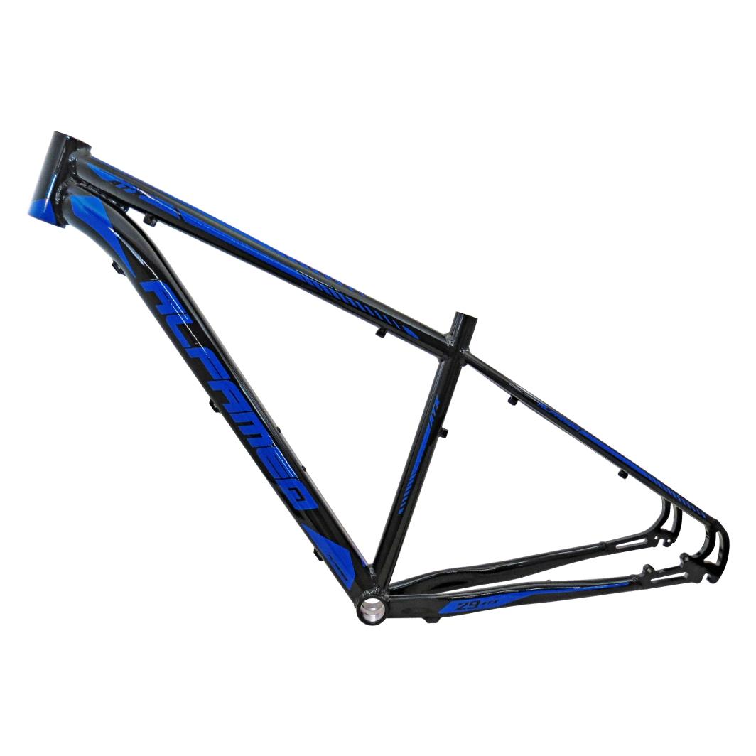 Quadro 29 Aluminio ATX17 Preto/Azul