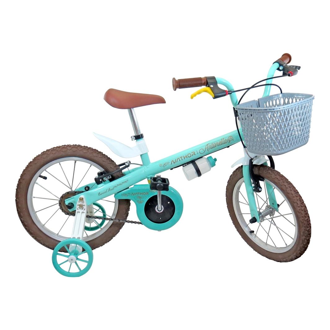 Bicicleta Aro 16 Antonella Girl