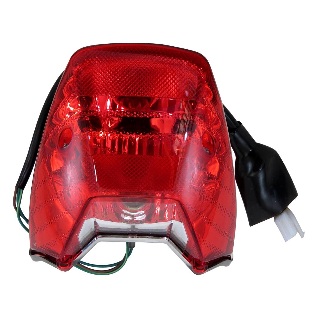 Lanterna Traseira Completa FAN 125 09-13