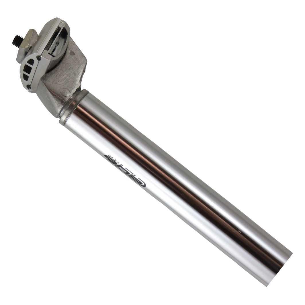 Canote Aluminio C/ Carrinho 28.6 Polido 35cm