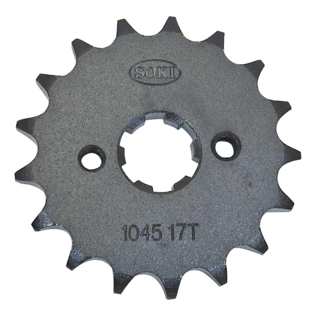 Pinhão NXR125/150BROS 17D 1045