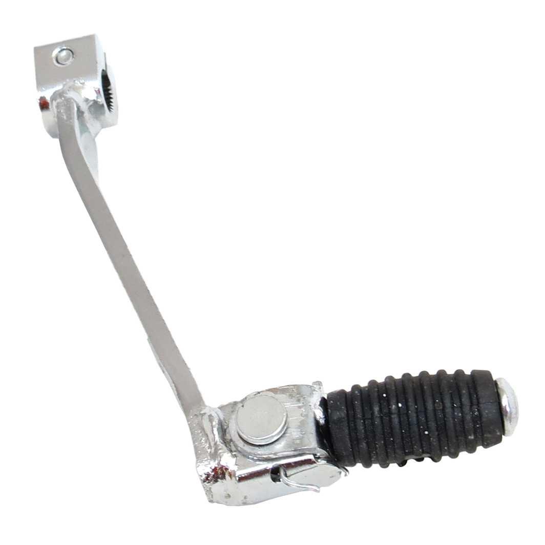 Pedal Cambio C/Borracha NXR 125/NXR 150 BROS