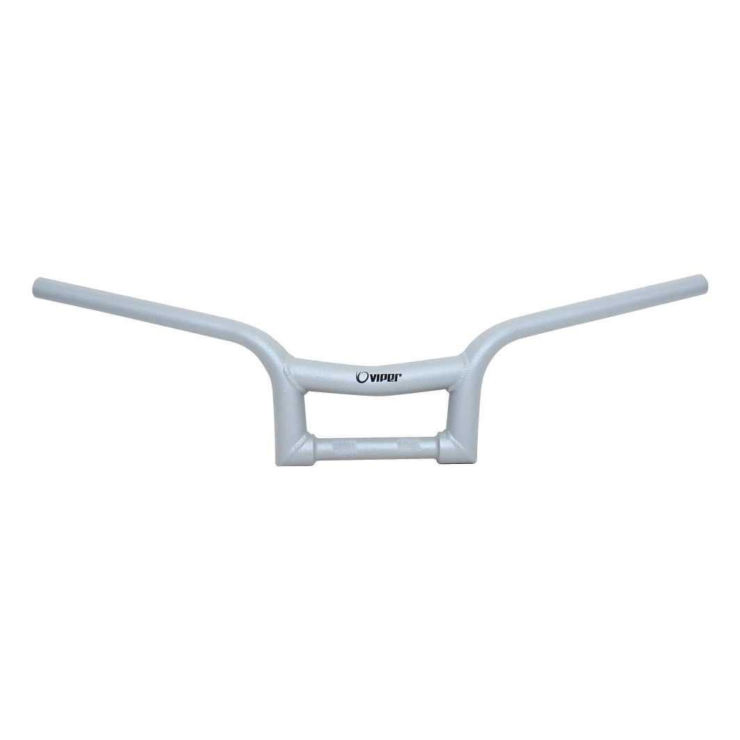 Guidão Aluminio Predactor TITAN 150 Prata Fosco