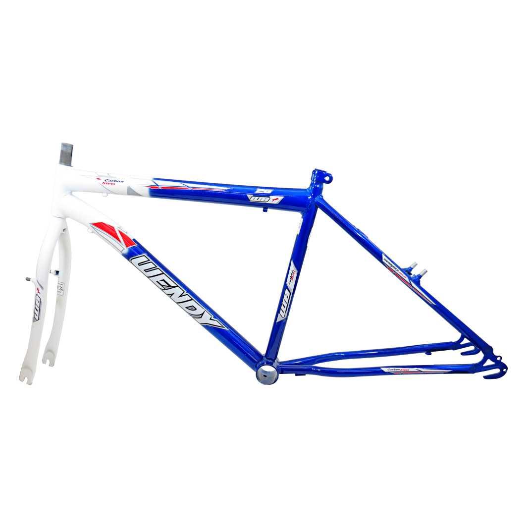 Kit 26 MTB C/Pivo Bicolor Branco/Azul