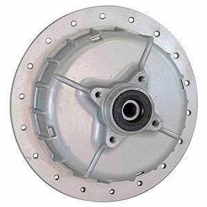 Cubo Dianteiro CG 83/TITAN 99/NXR125/150 C/Rolamento