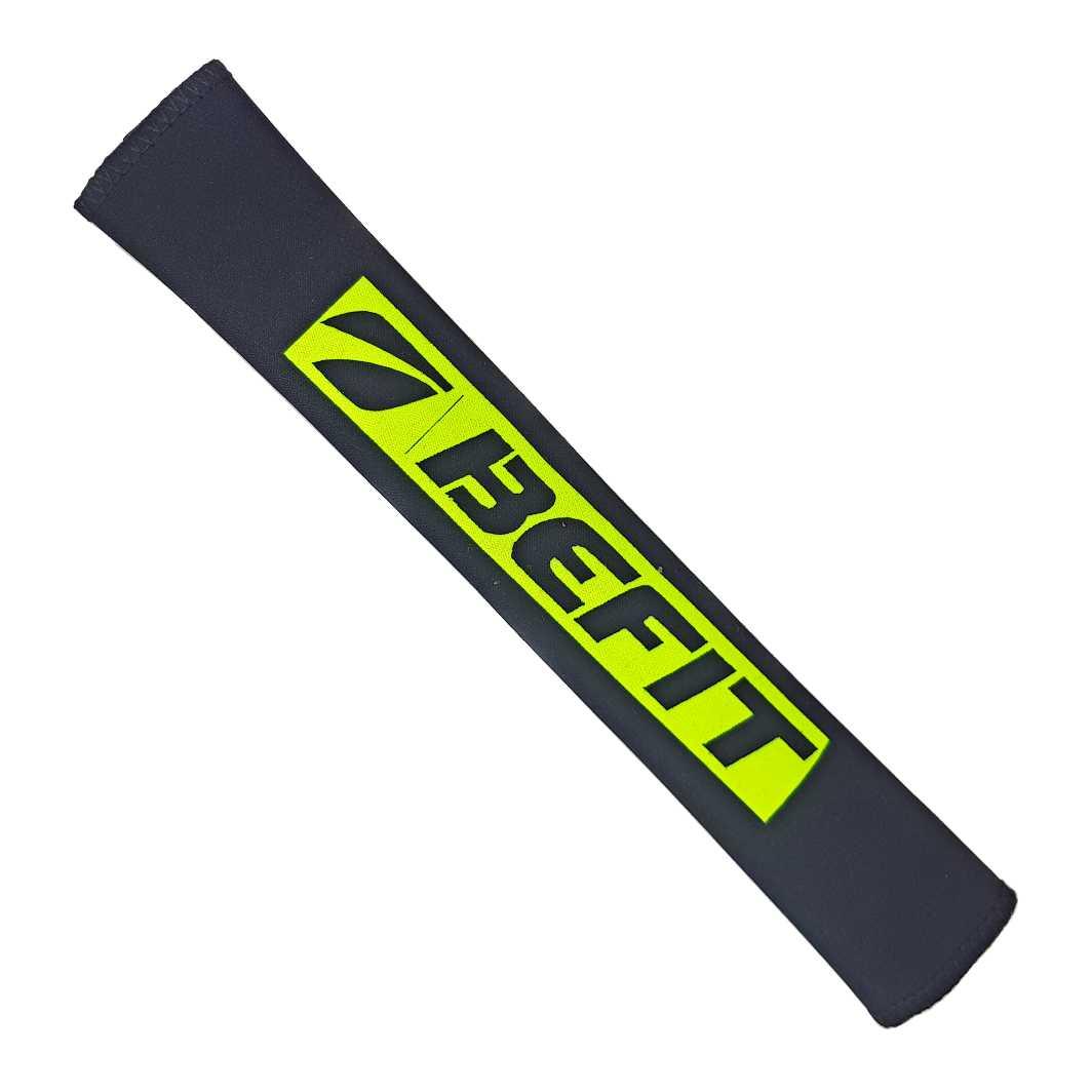 Protetor De Quadro Preto C/Neon Verde