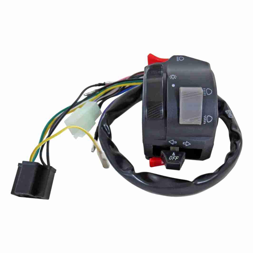 Interruptor Luz 10 Fios YBR 125 06-11/FACTOR