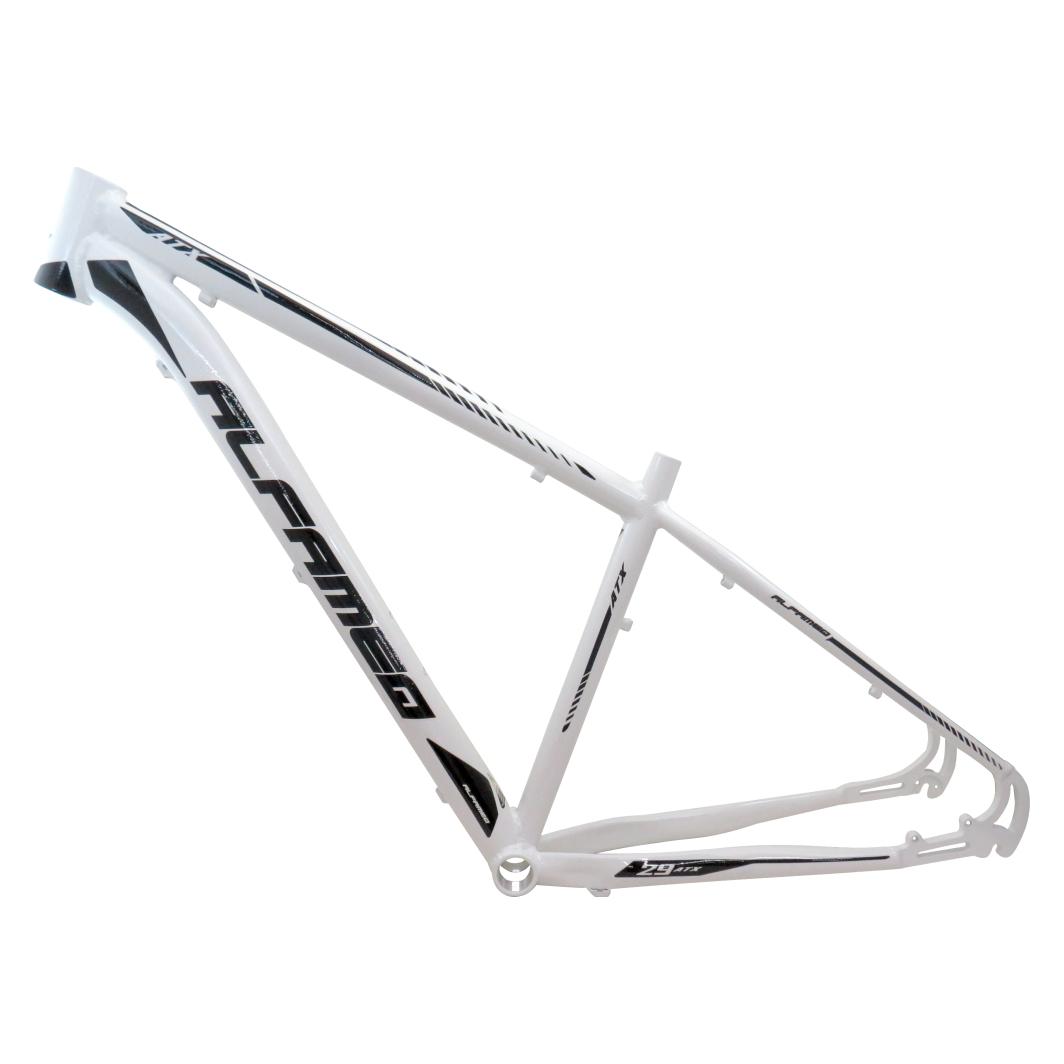 Quadro 29 Aluminio ATX17 Branco/Preto