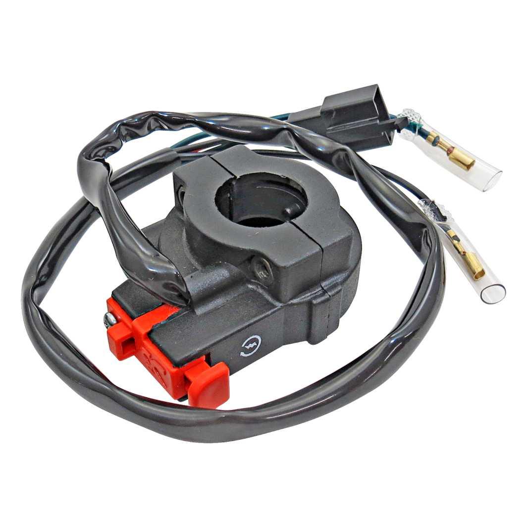 Interruptor Partida TITAN 150 09-14 ES