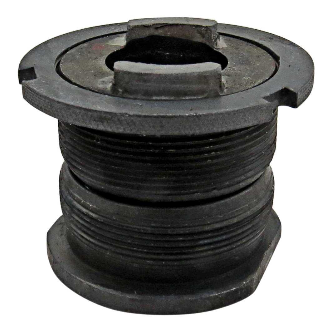Movimento Central 34.7mm C/Colar Aço Preto