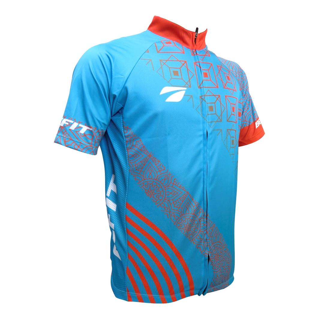 Camisa Quad Azul M