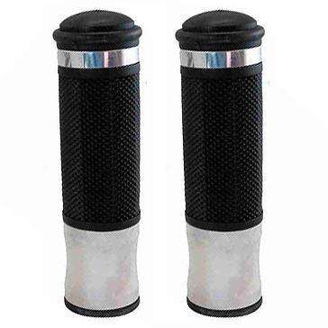 Manopla Aluminio Pro C/Anel Polido