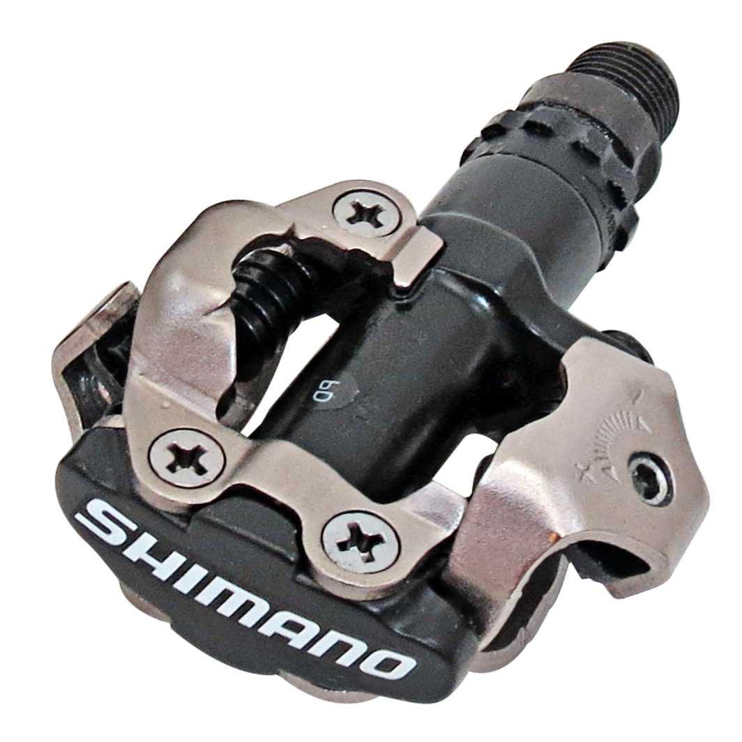 Pedal Clip MTB M520 Preto C/Taquinho