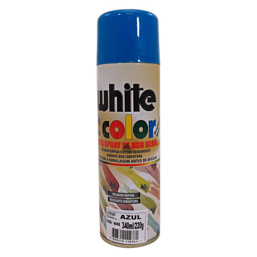 Tinta Spray Azul Brilhante 340ml