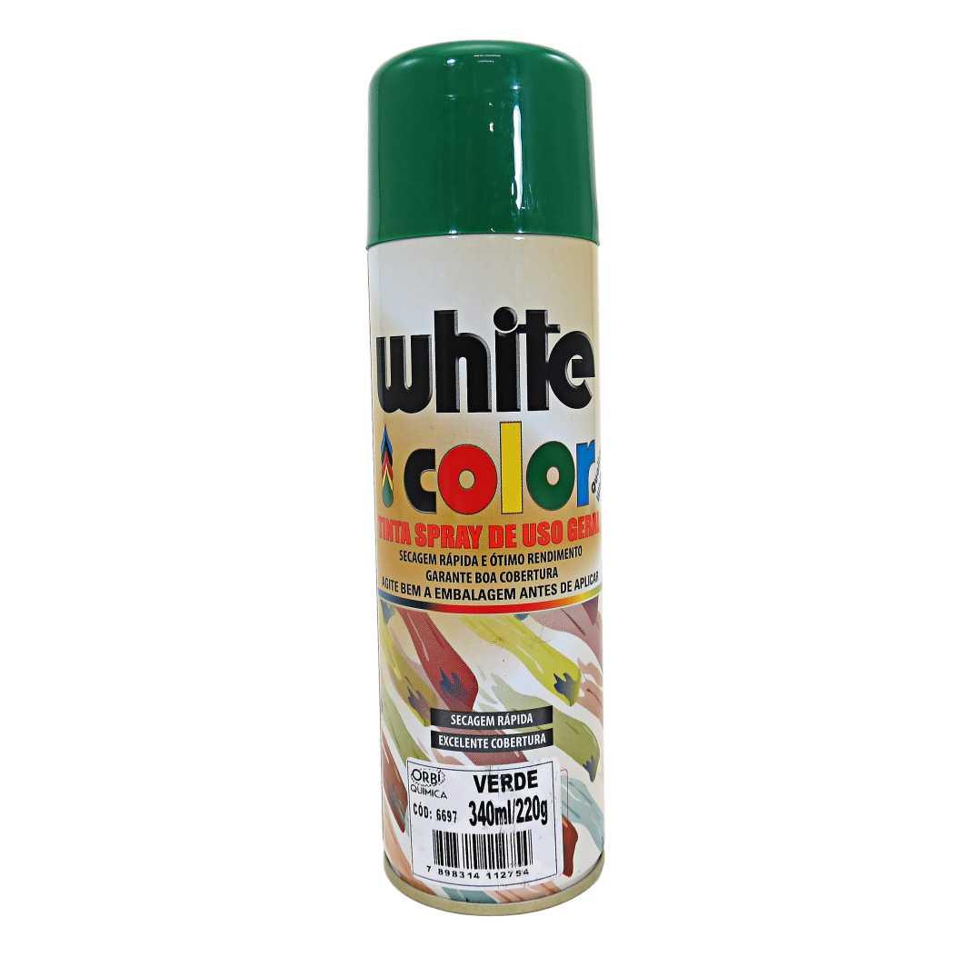 Tinta Spray Verde Brilhante 340ml