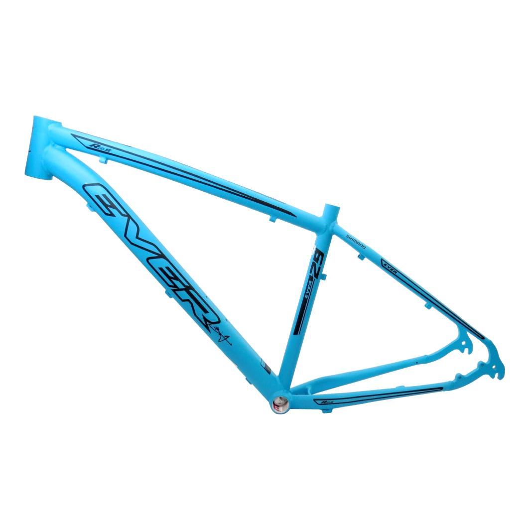 Quadro 29 Aluminio RG-1 17 Azul Pantone Fosco/Preto