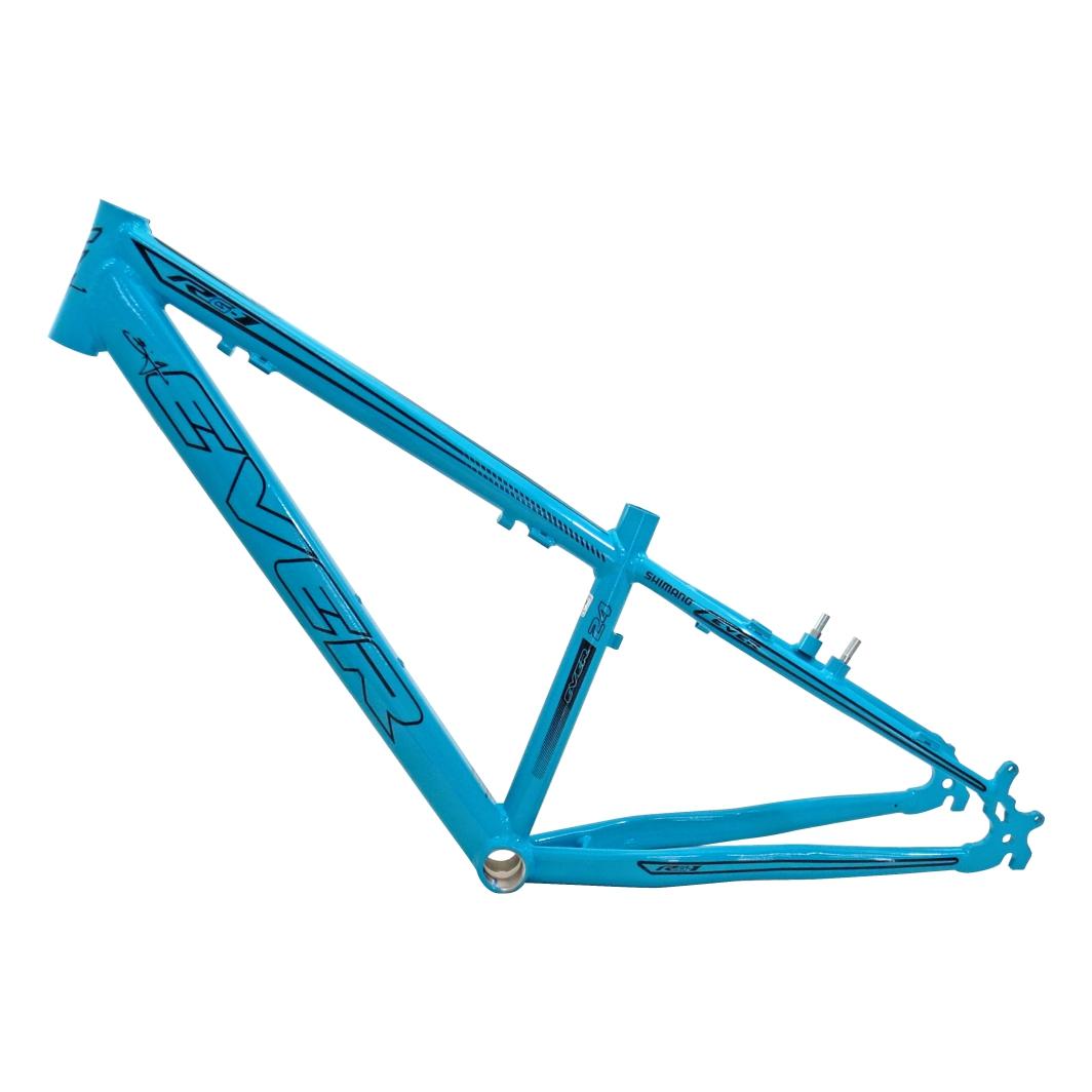 Quadro 24 Aluminio RG-115 Azul Panton C/Preto