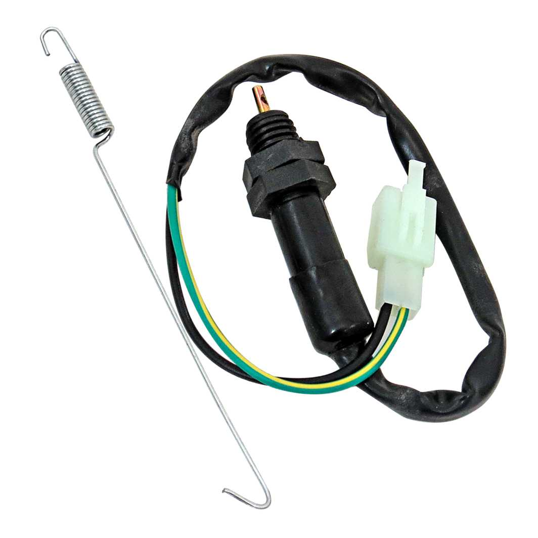 Interruptor Luz Freio Traseiro JET 50-c C/Mola