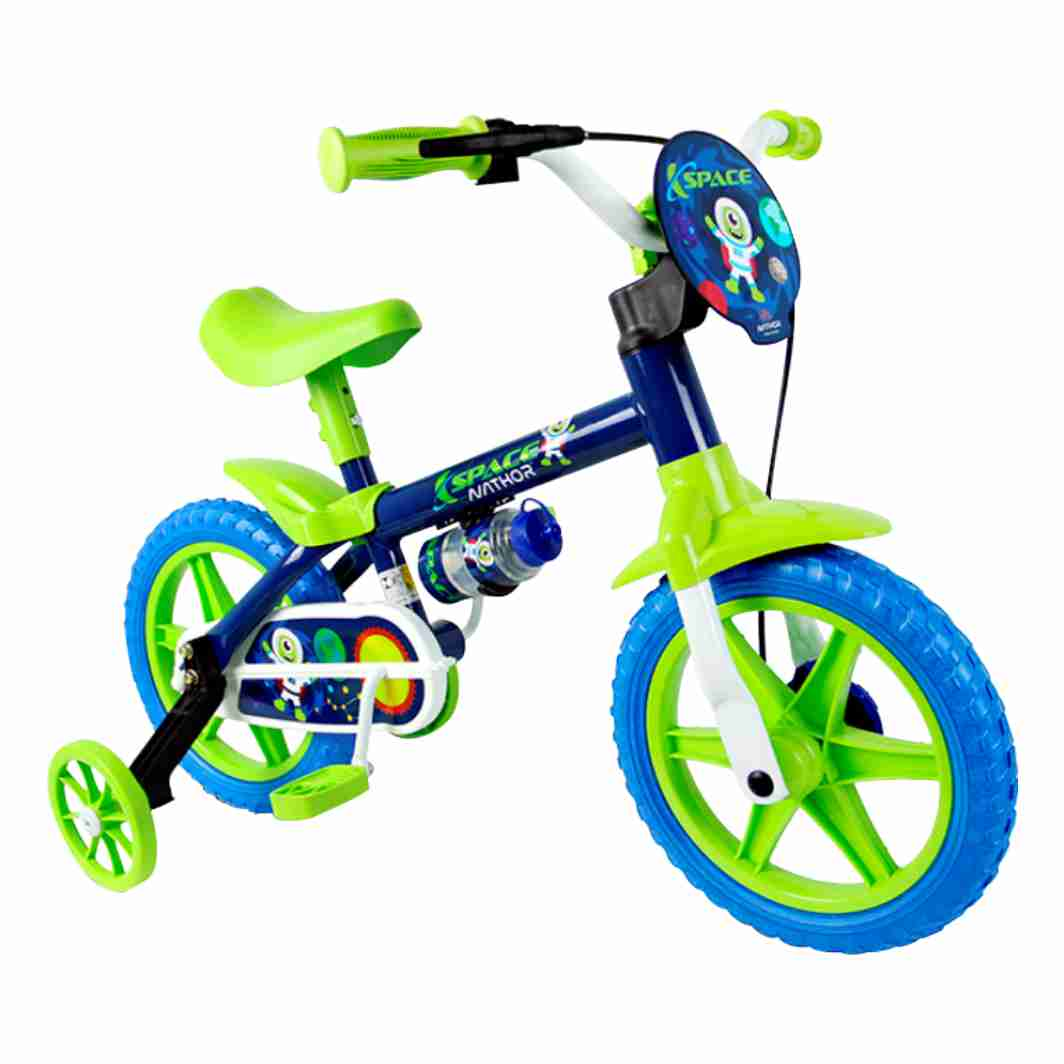 Bicicleta Aro 12 space
