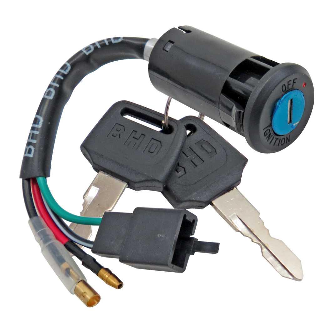 Chave Ignição POP 100 13-14