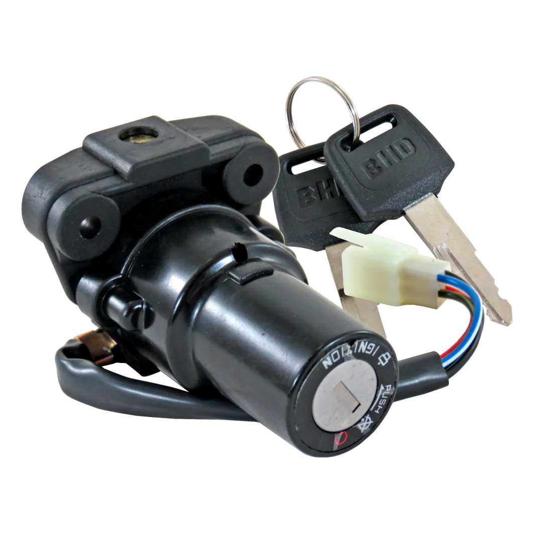 Chave Ignição YBR 125 00-05/XTZ 125 00-05