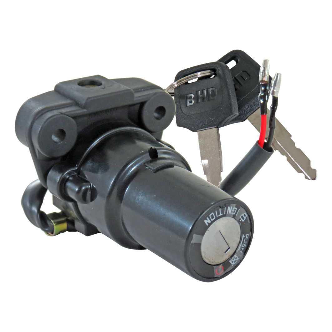 Chave Ignição YBR 125 06-08/XTZ 125 06-08