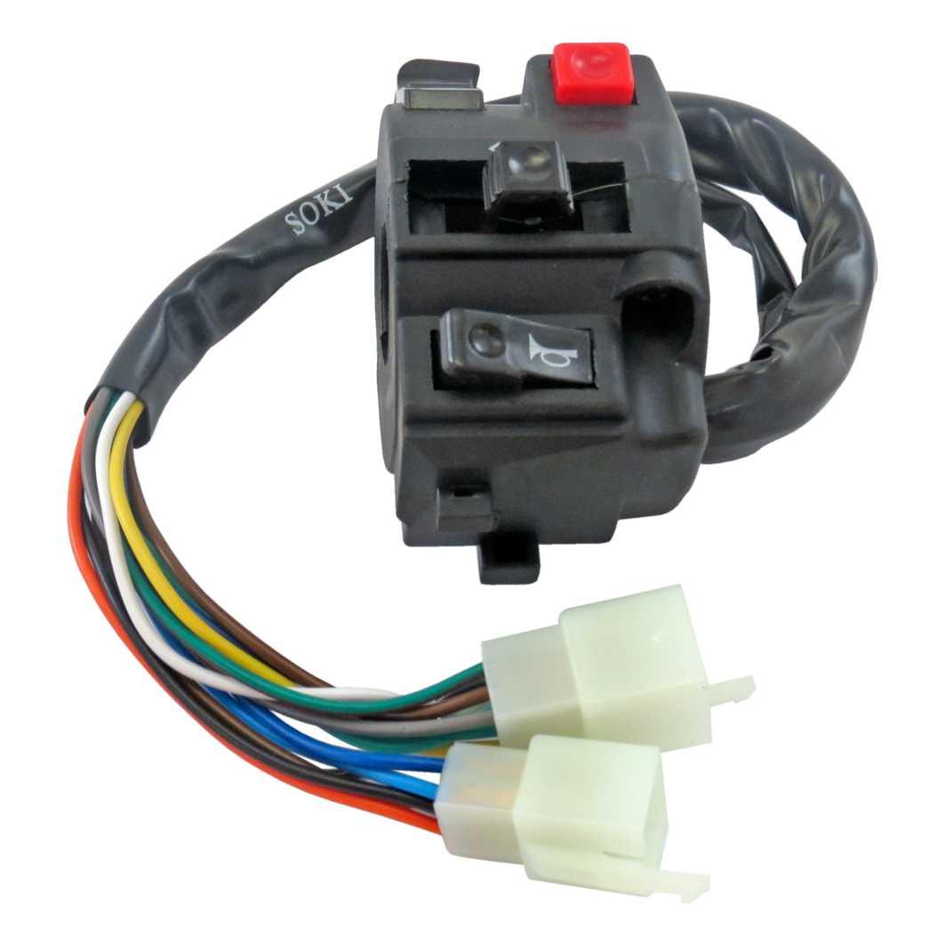 Interruptor Luz 13 Fios XLR125 97-00