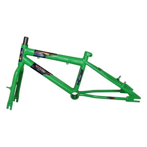 Kit 16 MTB C/Pivo Verde Kawasaki