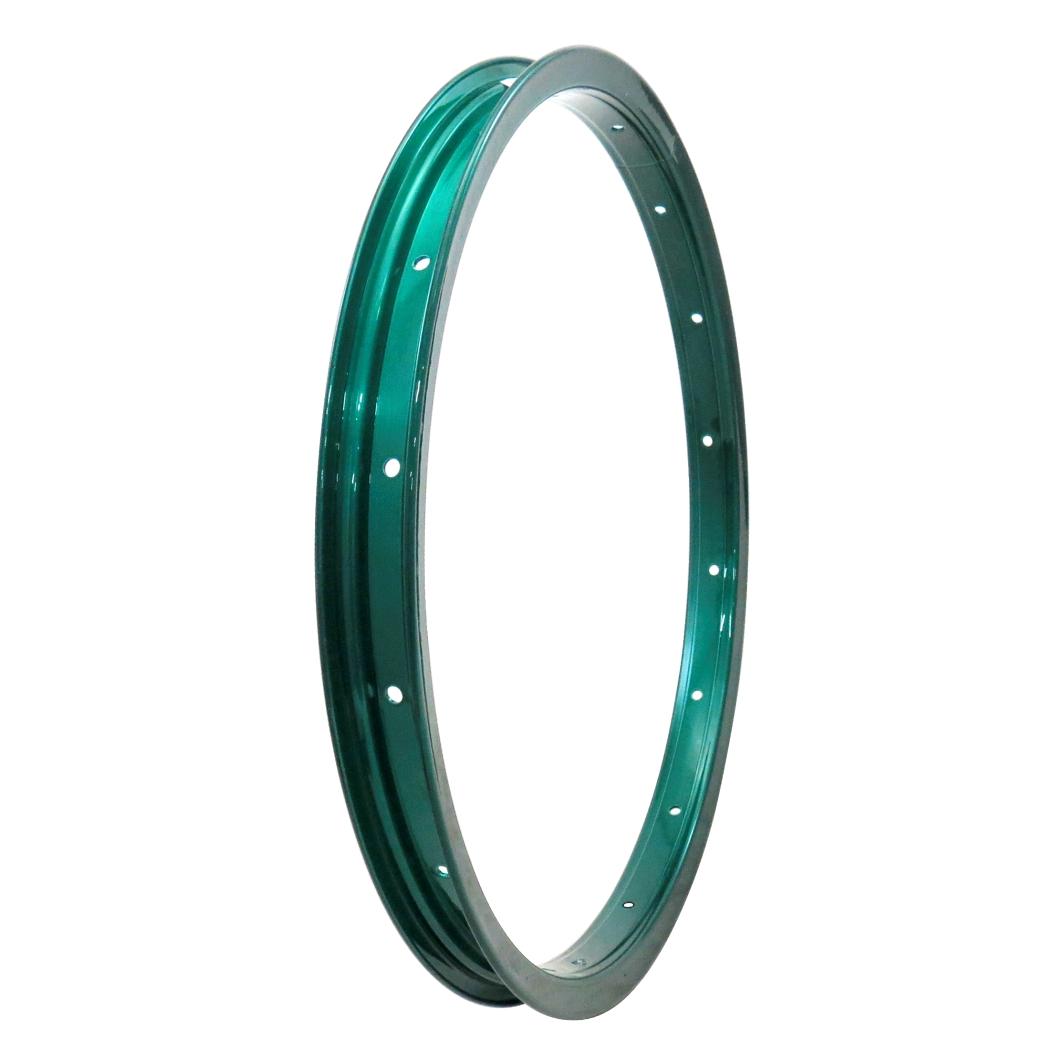 Aro Aluminio 16X1.75 Verde