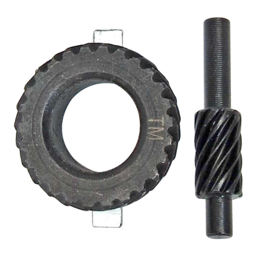 Engrenagem Velocímetro+Pinhão YBR/FACTOR EK Ferro