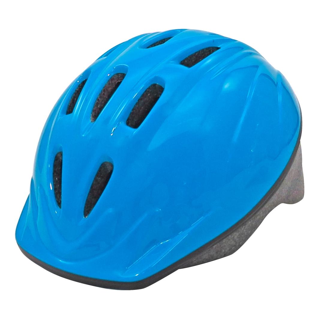 Capacete P/Ciclista Infantil PZ-11 M Azul