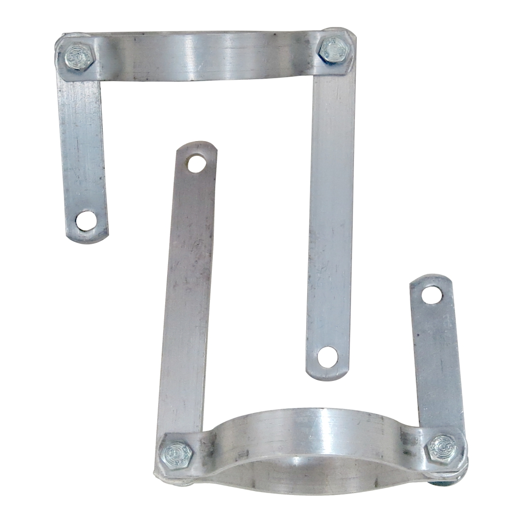 Adaptador Do Paralama Dianteiro NXR 150 Inferior Aluminio