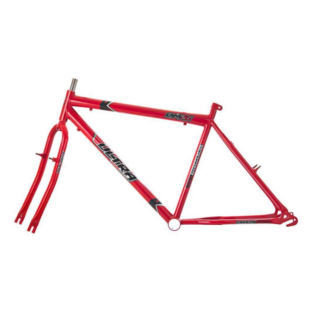 Kit 26 MTB Vermelho Ferrari