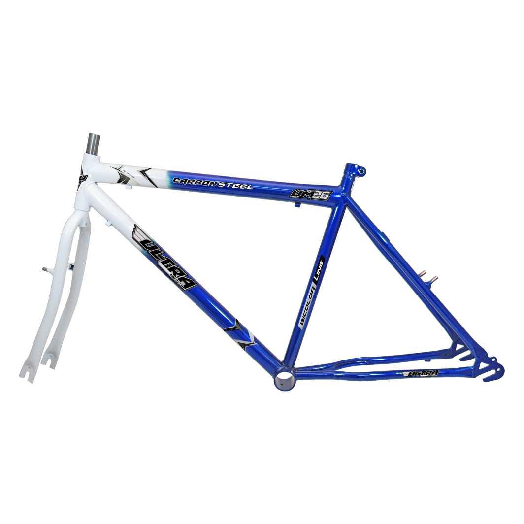 Kit 26 MTB Bicolor Branco/Azul C/Pivo