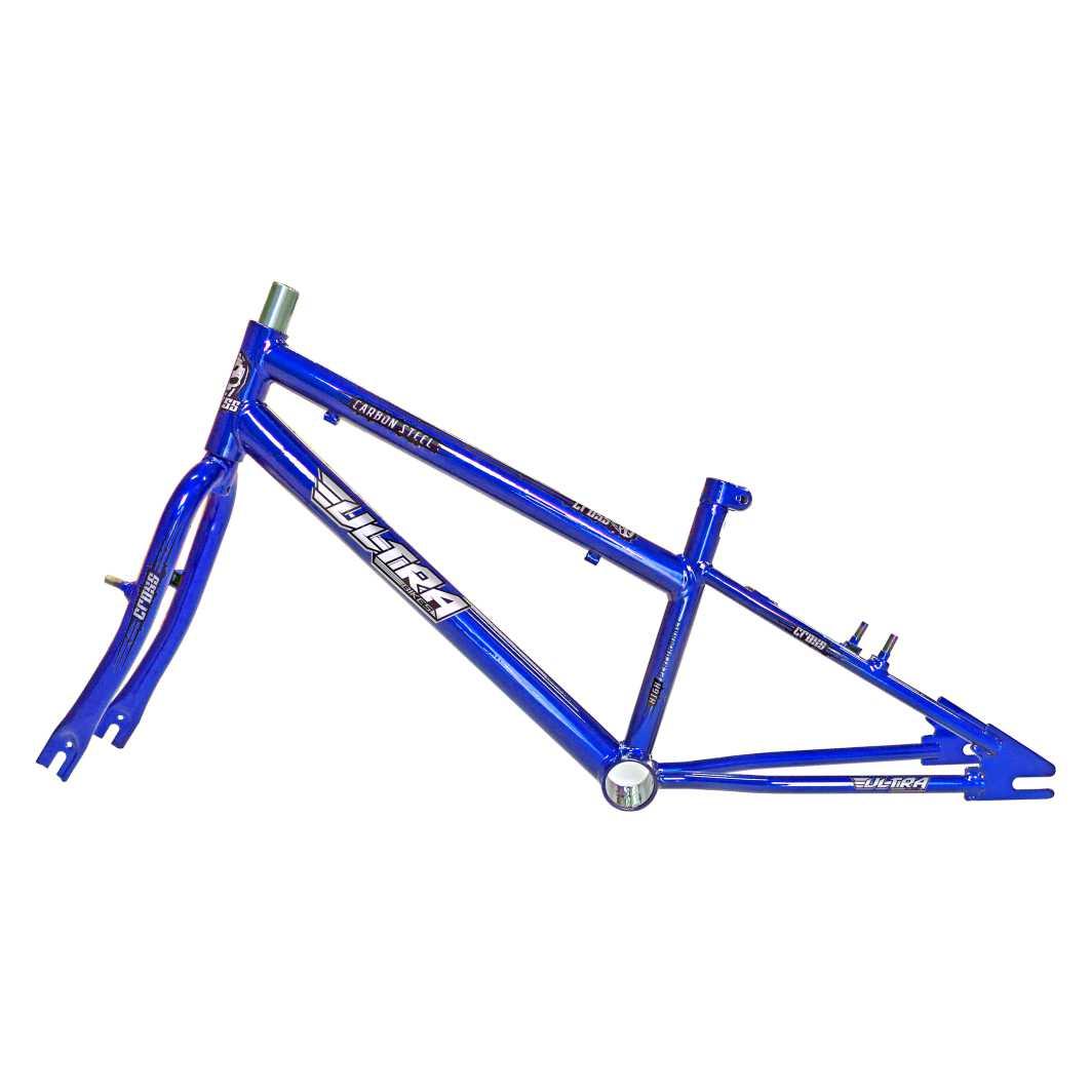 Kit 20 Rebaixado Azul C/Pivo