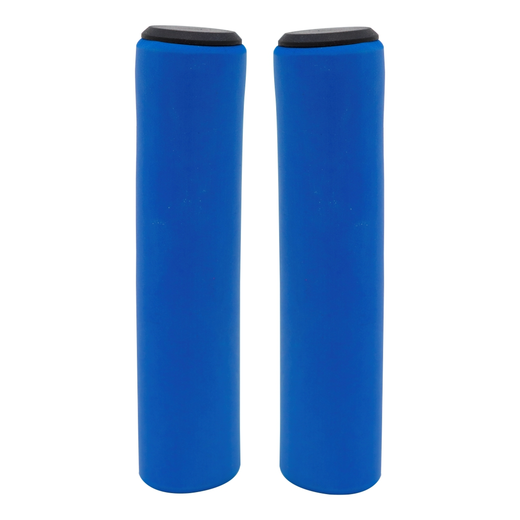 Manopla MTB Silicone Azul