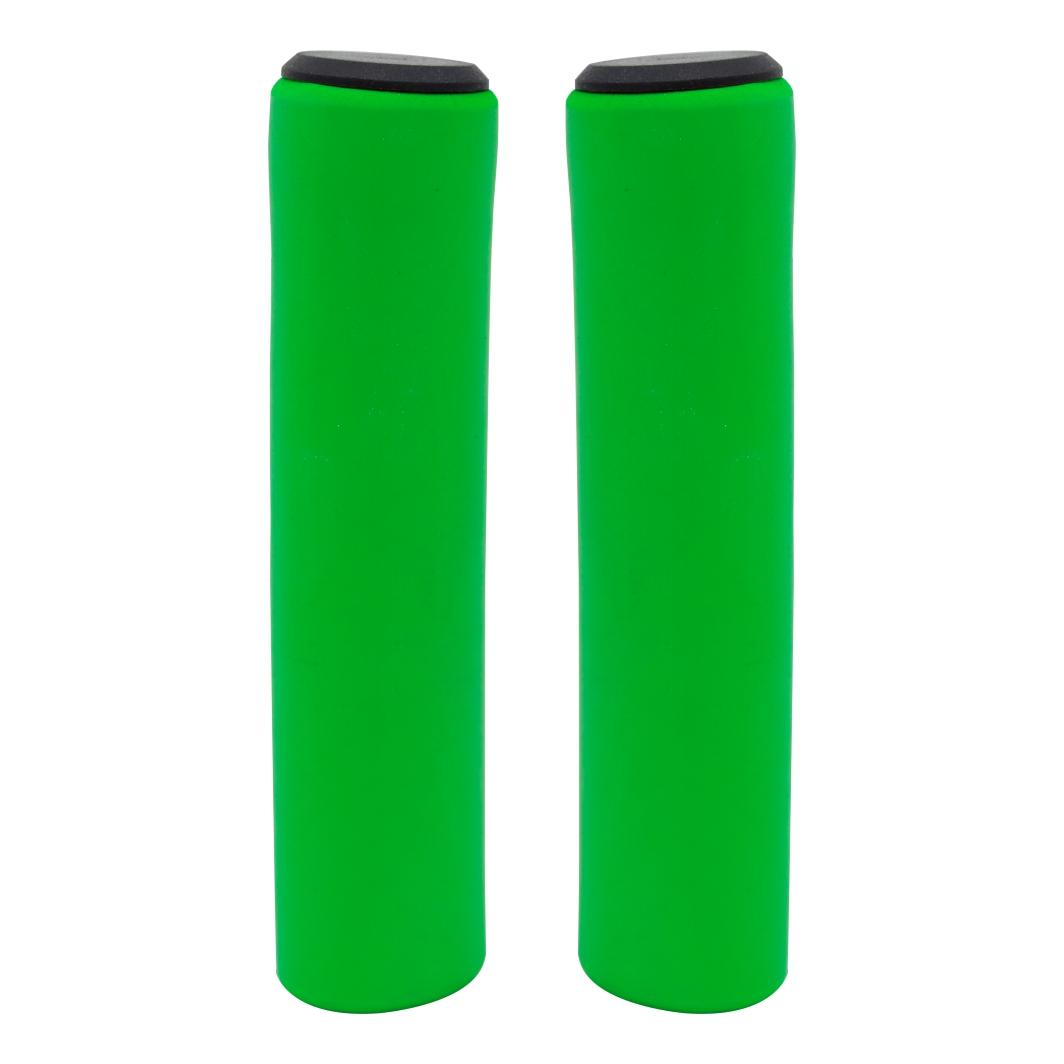Manopla MTB Silicone Verde