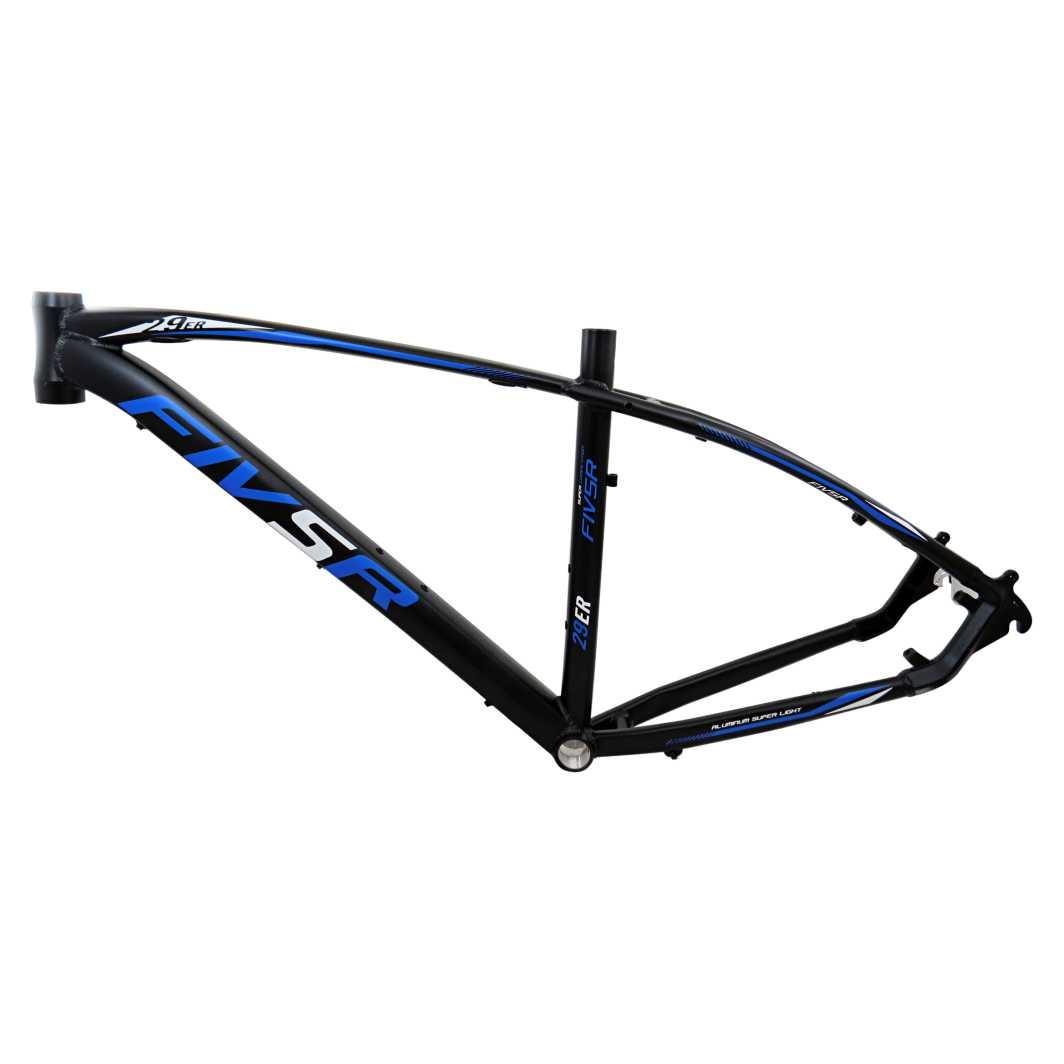 Kit 29 Aluminio M 82018 Preto Fosco C/Azul