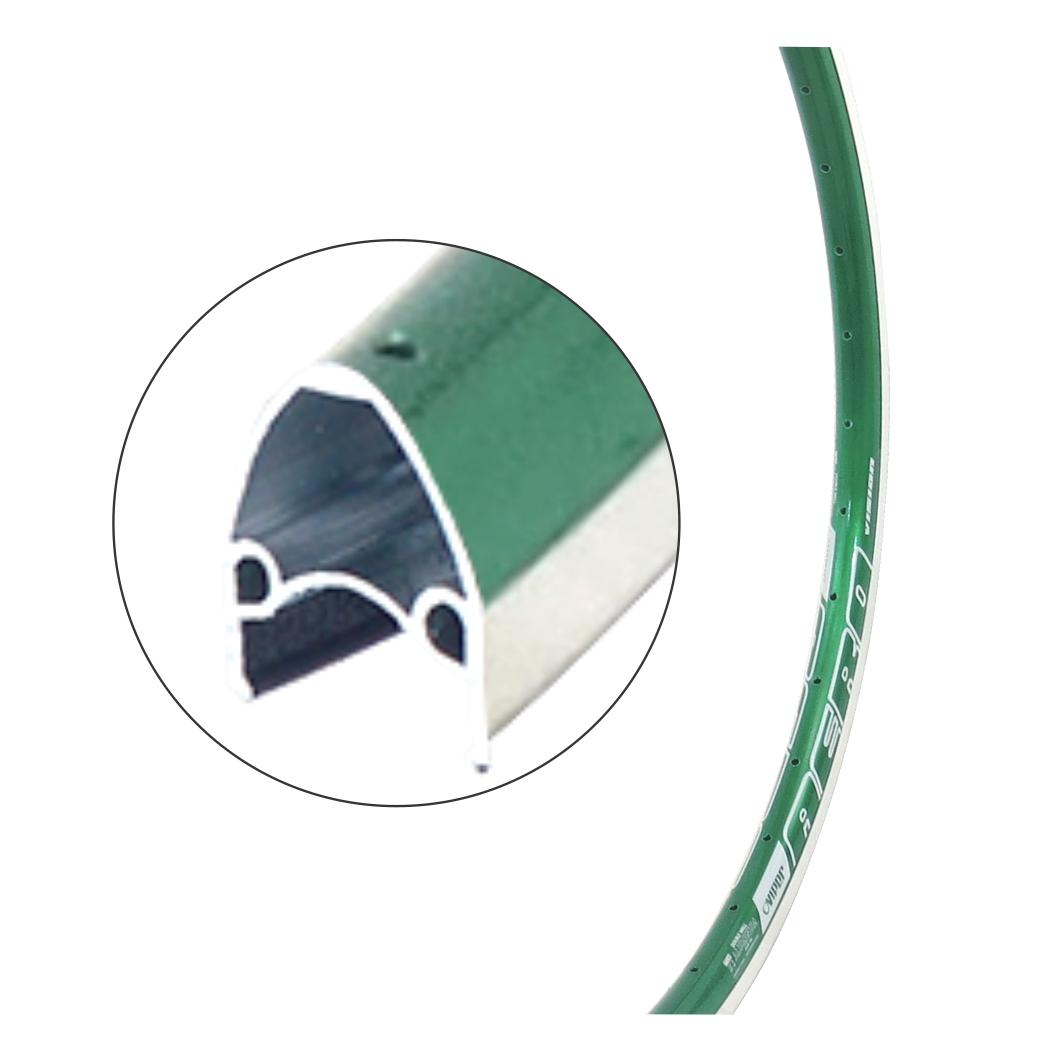 Aro Aluminio 24 Vision Verde