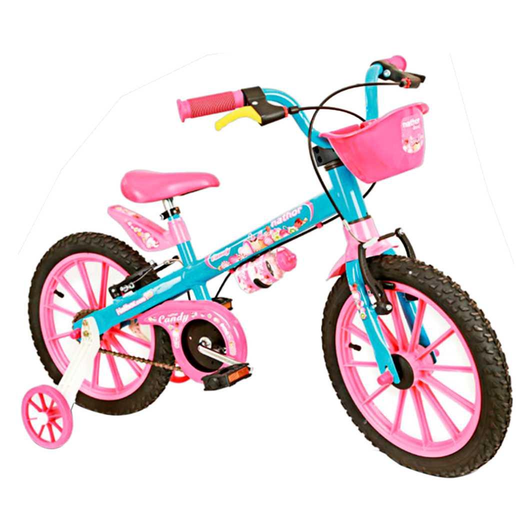 Bicicleta Aro 16 Candy