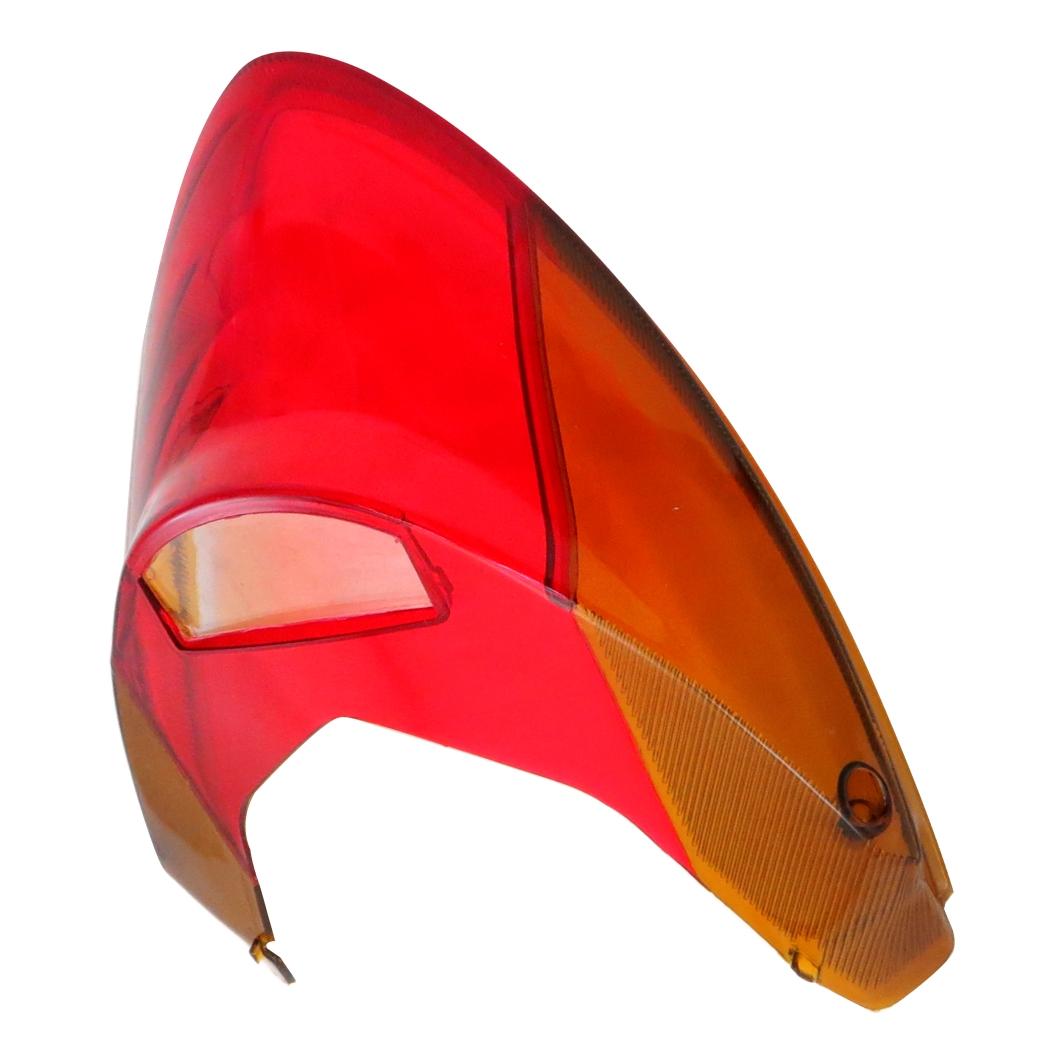 Lente Lanterna Traseira TITAN 150 09-12/FAN 150