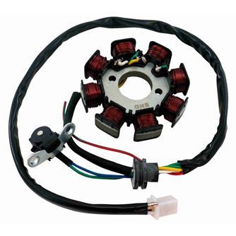 Estator Magneto Completo BIZ 125 05-08 KS/ES